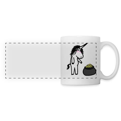 Oro unicorno - Tazza panoramica