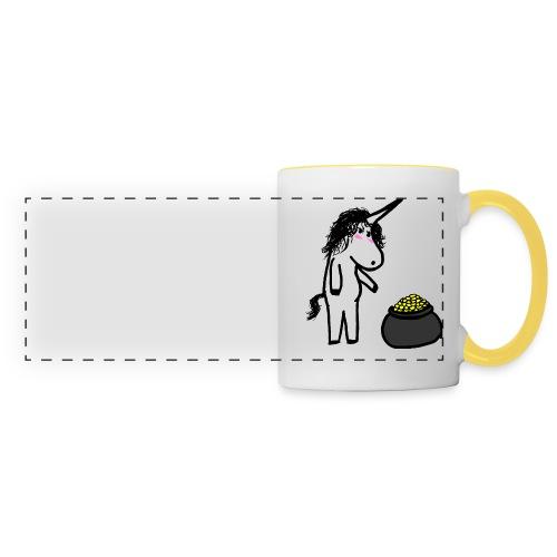 Oro unicorno - Tazza con vista