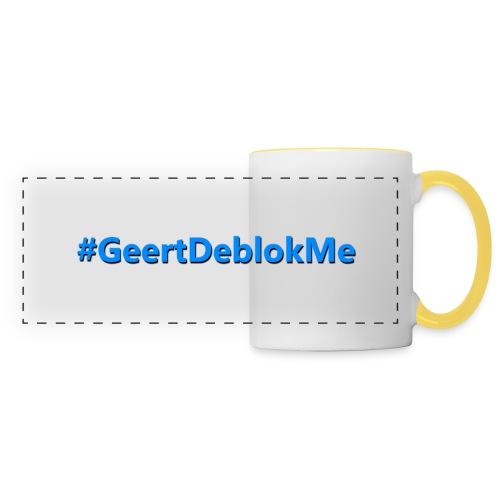 #GeertDeblokme - Panoramamok
