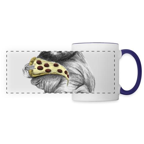 Slot Eating Pizza - Panoramic Mug