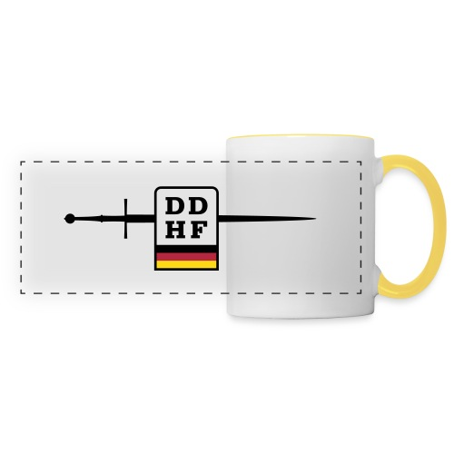 Logo DDHF farbig - Panoramatasse