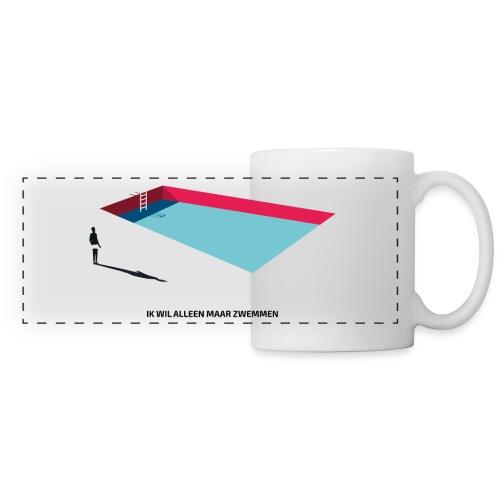 ik wil alleen maar zwemmen - Panoramamok
