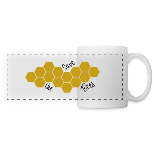 SAVE THE BEES! - Panoramatasse