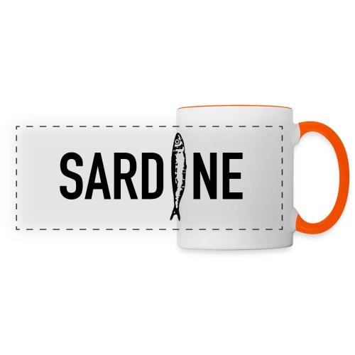 SARDINE - Tazza con vista
