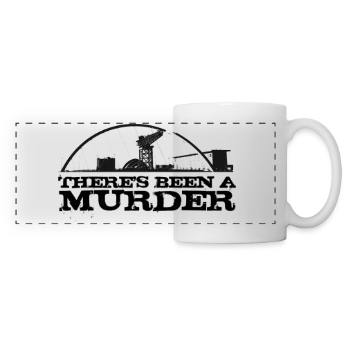 There's Been A Murder - Panoramic Mug