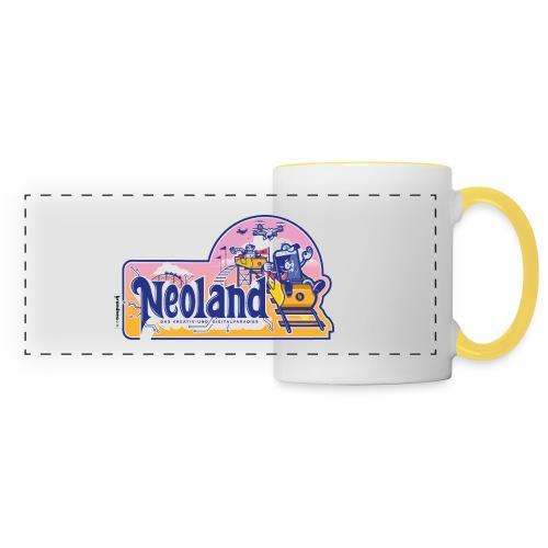 Neoland - das Kreativ- und Digitalparadies - Panoramatasse