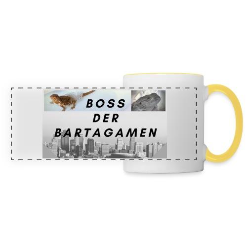 Boss der Bartagamen Hoodie Kollektion + Tasse - Panoramatasse
