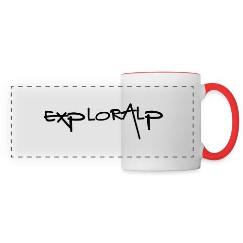 exploralp test oriz - Panoramic Mug
