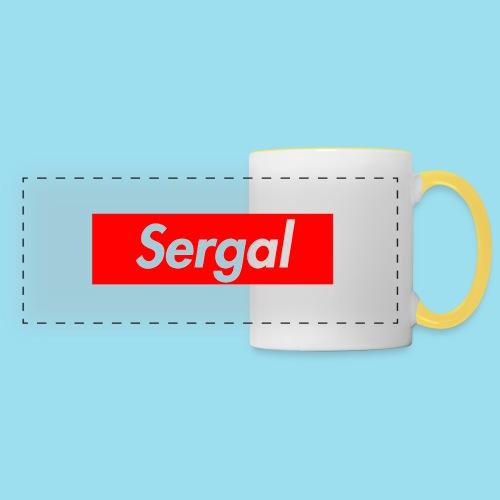 SERGAL Supmeme - Panoramatasse