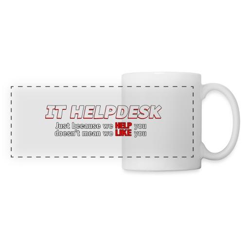 I.T. HelpDesk - Panoramic Mug