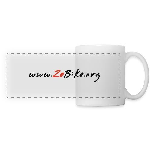 wwwzebikeorg s - Mug panoramique contrasté et blanc