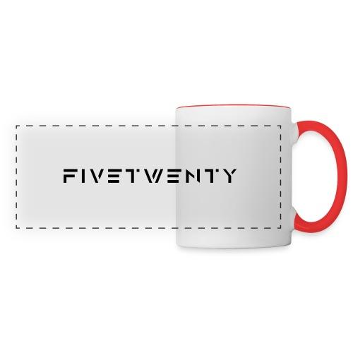 fivetwenty logo test - Panoramamugg