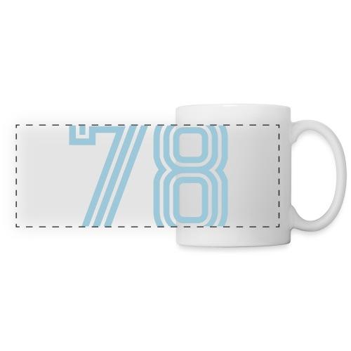 Football 78 - Panoramic Mug