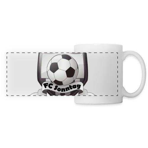 FC Sonntag Logo - Panoramatasse