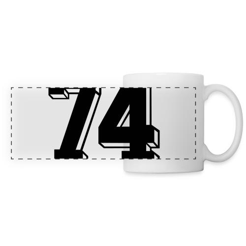 Football 74 - Panoramic Mug