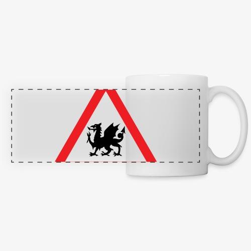 Welsh Dragon - Panoramic Mug