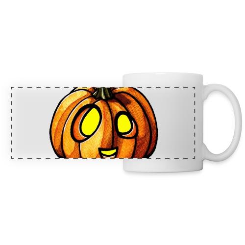 Pumpkin Halloween watercolor scribblesirii - Panoraamamuki