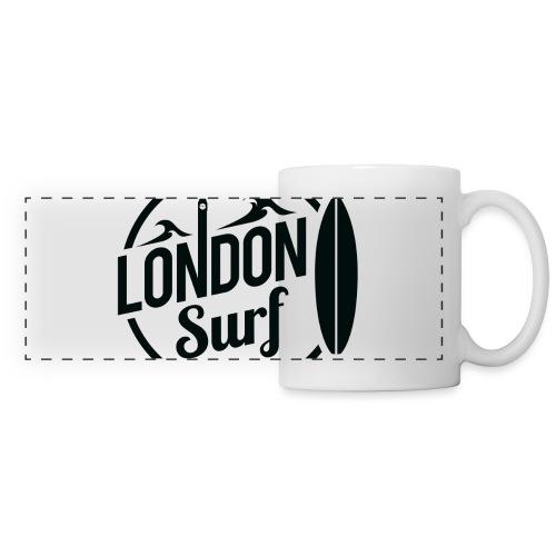 London Surf - Black - Panoramic Mug