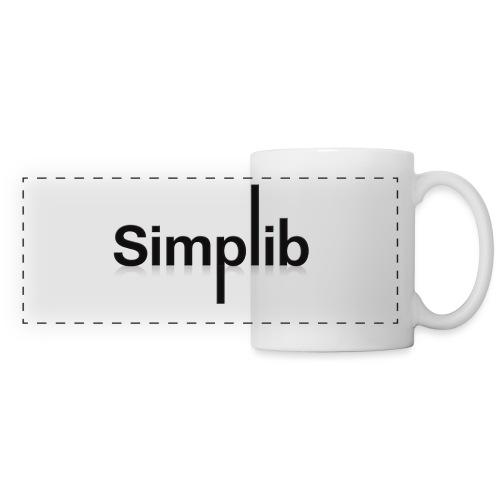 Logo-Simplib-ok - Kubek panoramiczny