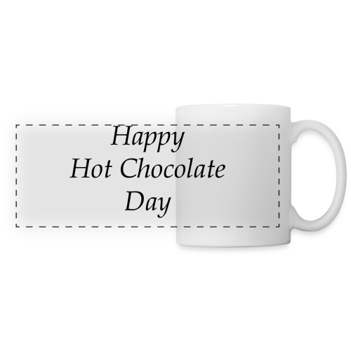 Hot Chocolate mug - Panoramamok