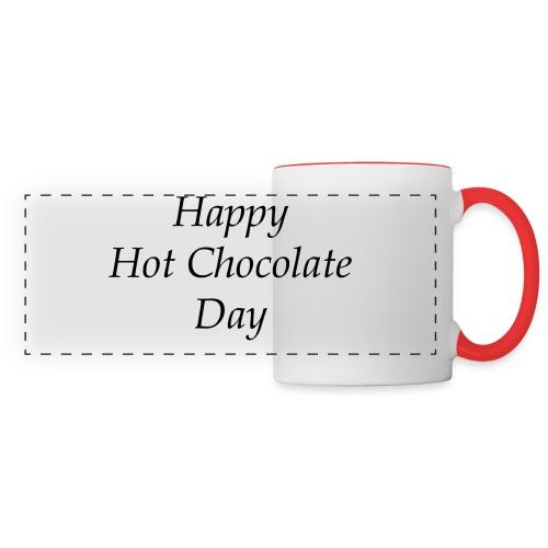 Hot Chocolate mug - Panoramamok