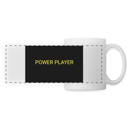 Power player - Tazza panoramica