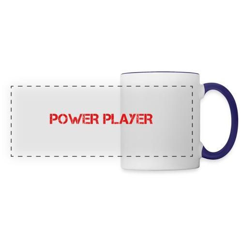 Linea power player - Tazza panoramica