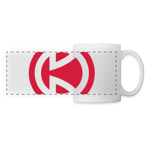 Kitbliss logo - Panoramic Mug