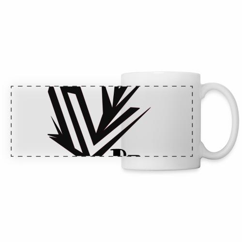 dpj - Mug panoramique contrasté et blanc