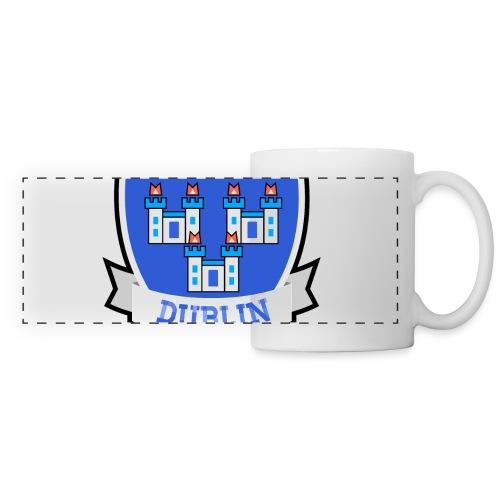 Dublin - Eire Apparel - Panoramic Mug