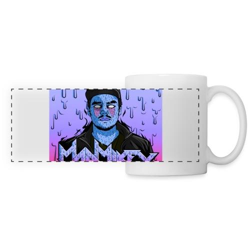 MadMikey Grime Art Blue Bastard - Panoramamok