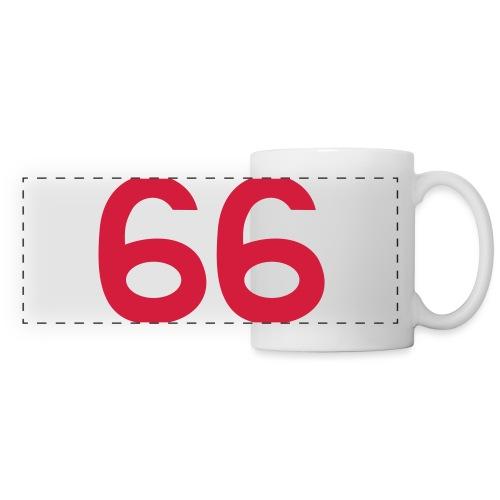 Football 66 - Panoramic Mug