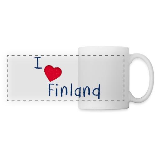 I Love Finland - Panoraamamuki