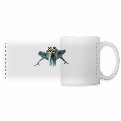 Im weird - Panoramic Mug