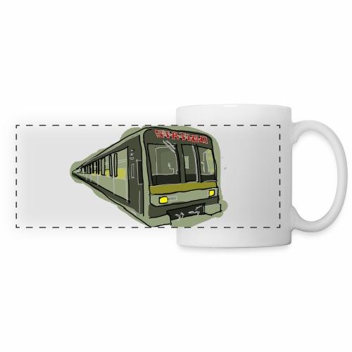 Urban convoy - Tazza panoramica