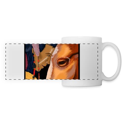 Man and Horse - Panoramamok