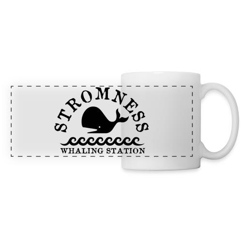 Sromness Whaling Station - Panoramic Mug