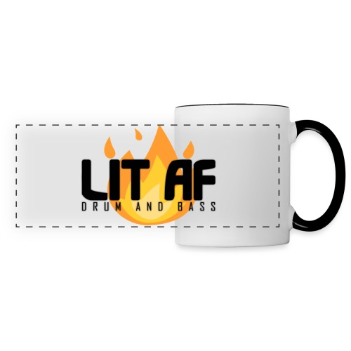 LIT AF Drum and Bass - Panoramatasse