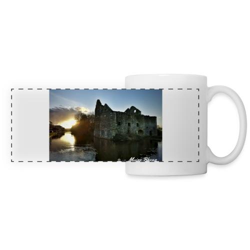 Rudkin's Mill, Bagenalstown - Panoramic Mug