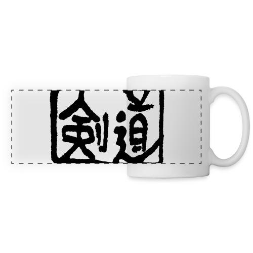 Kendo - Panoramic Mug