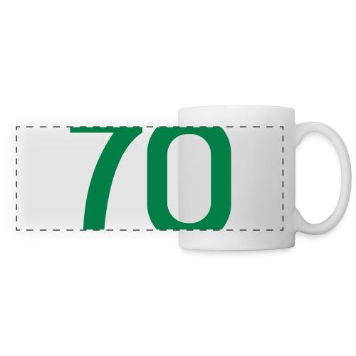 Football 70 - Panoramic Mug