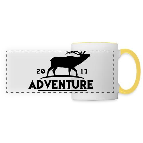 ADVENTURE FOR EVER - CERVO - Tazza panoramica
