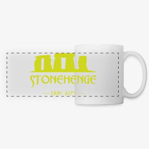 STONEHENGE - Tazza con vista
