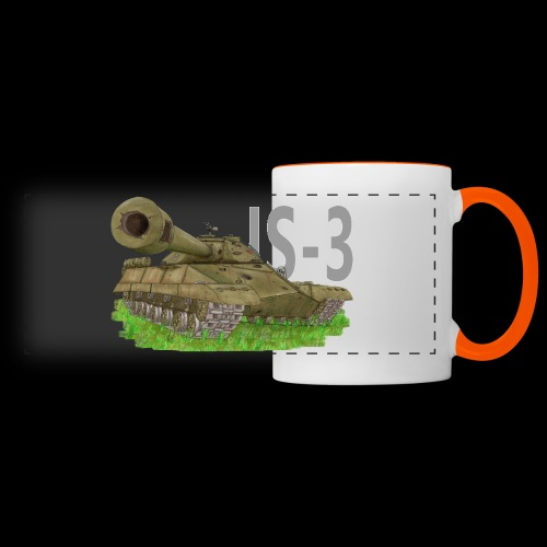 IS-3 (Writing) - Tazza con vista