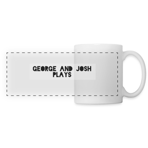 George-and-Josh-Plays-Merch - Panoramic Mug