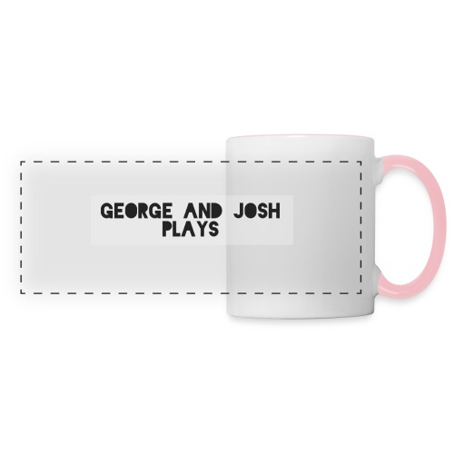 George-and-Josh-Plays-Merch - Panoramic Mug