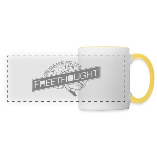 Freethought - Panoramic Mug