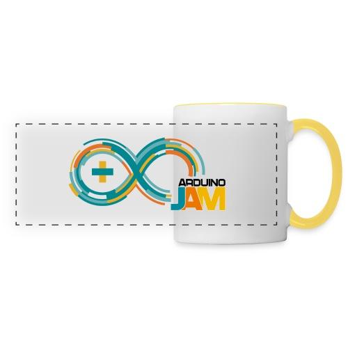 T-shirt Arduino-Jam logo - Panoramic Mug