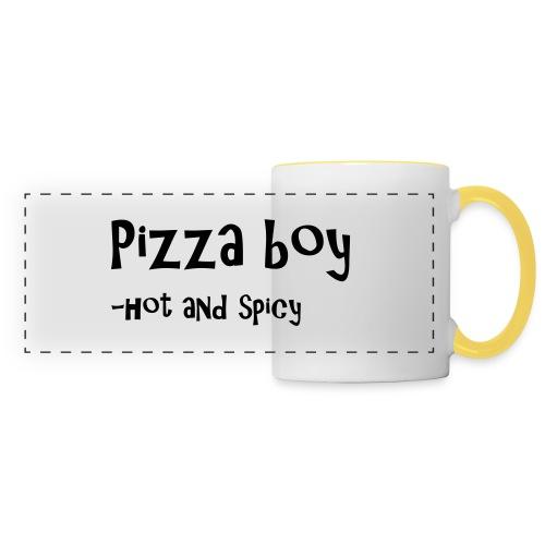 Pizza boy - Panoramakopp