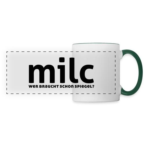 milc - Panoramatasse